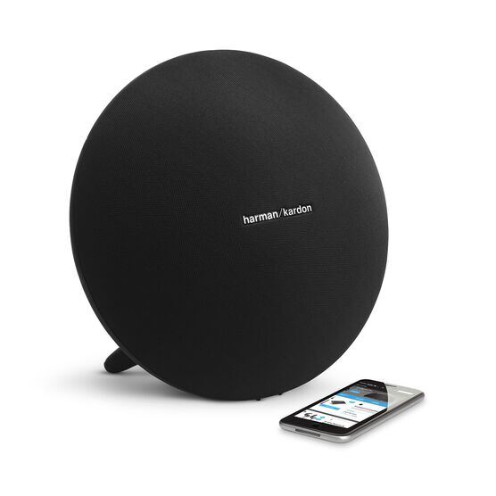 Harman kardon onyx studio 4 enceinte bluetooth portable for Enceinte bluetooth de salon