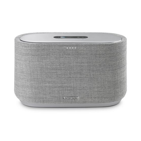 Harman Kardon Citation 300 - Grey - The medium-size smart home speaker with award winning design - Front