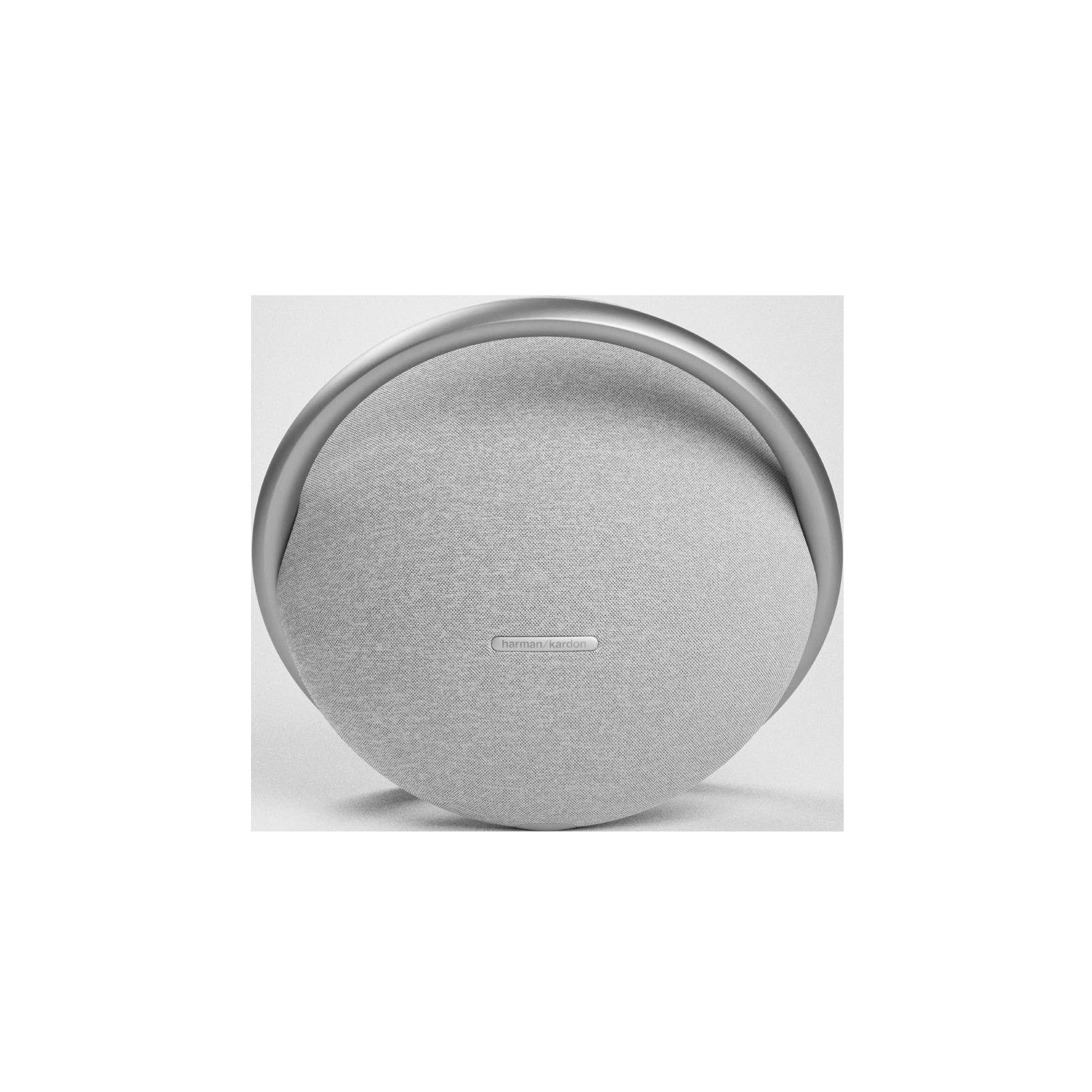 Onyx Studio 7 - Grey - Portable Stereo Bluetooth Speaker - Front