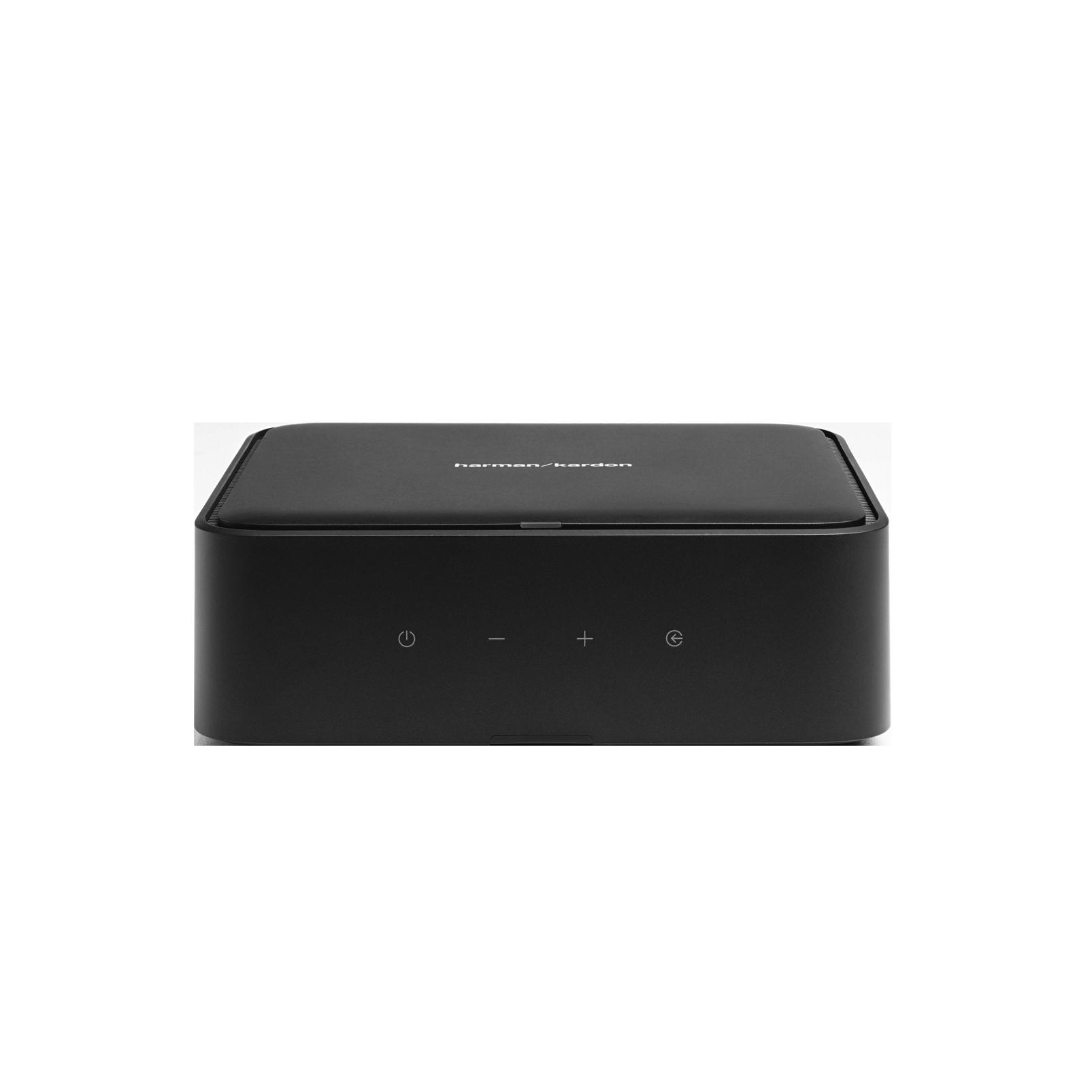 Harman Kardon Citation Amp - Black - High-power, wireless streaming stereo amplifier - Front