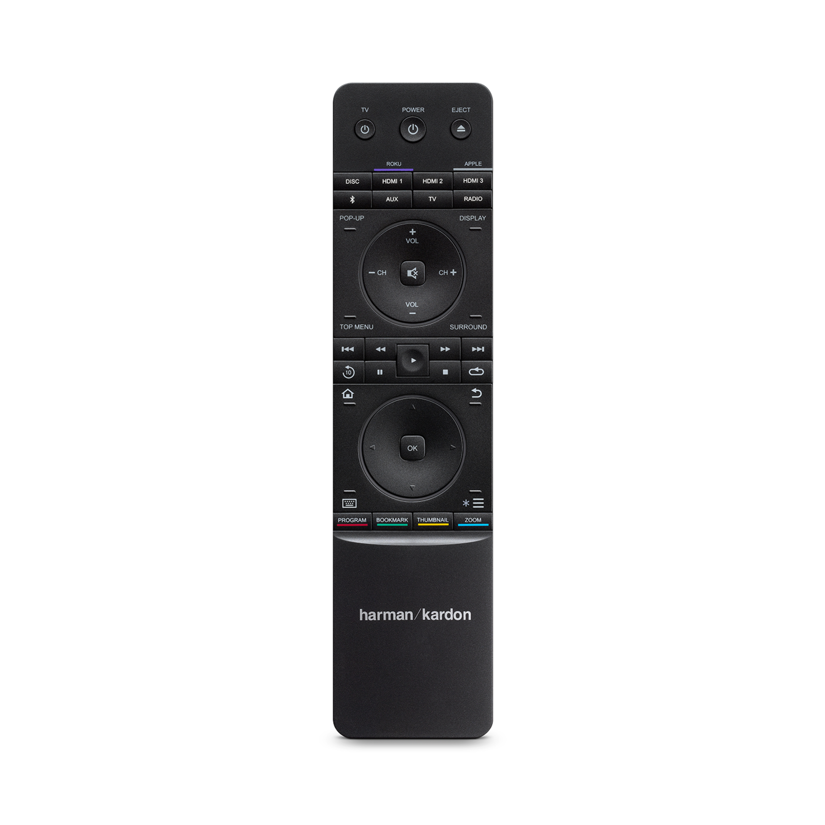 BDS 580S - Black - 5.1-channel, 325-watt, 4K upscaling Blu-ray Disc™ Receiver with Spotify Connect, AirPlay and Bluetooth® technology. - Detailshot 1