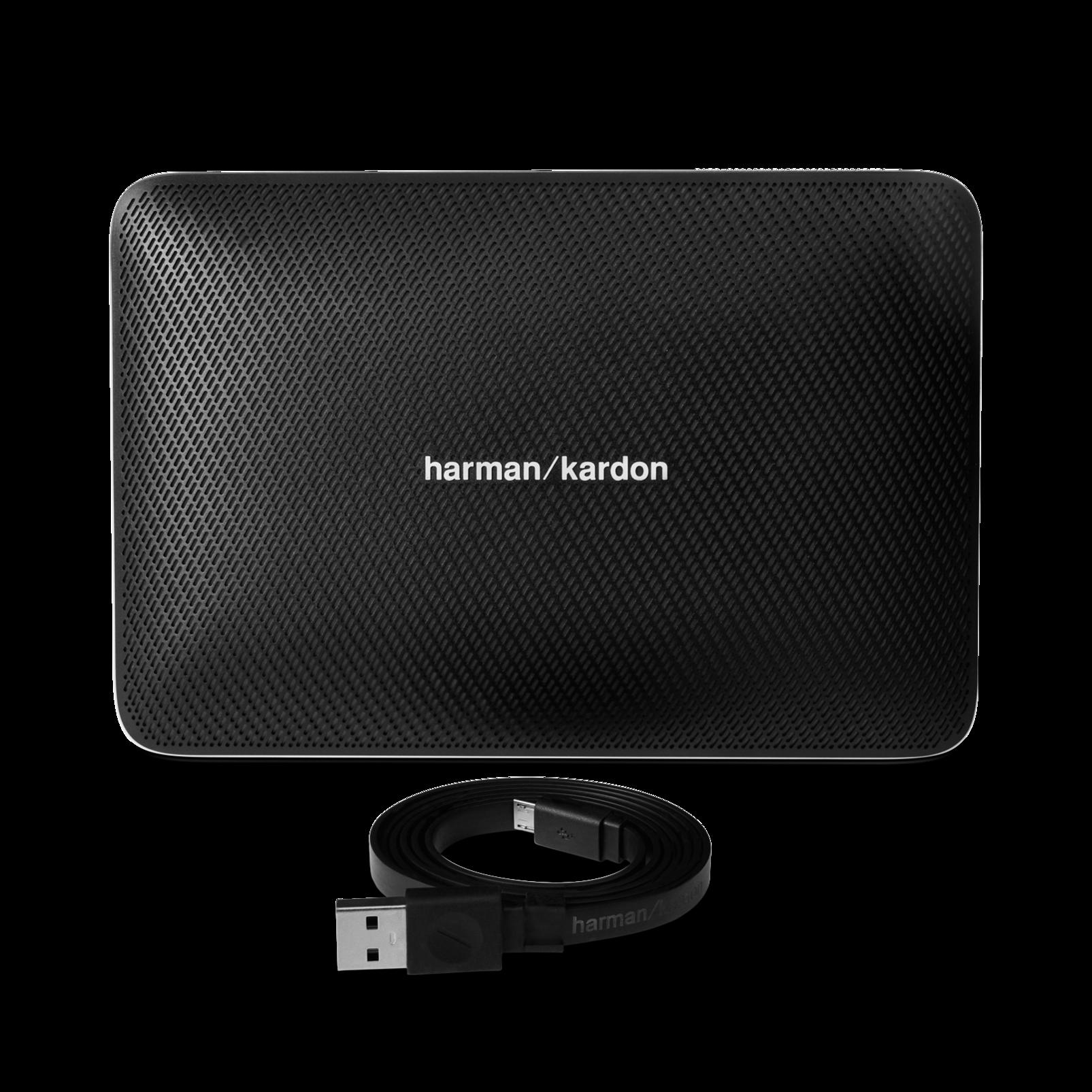 esquire 2 enceinte bluetooth portable haut de gamme aveckit mains libres quatre microphones. Black Bedroom Furniture Sets. Home Design Ideas