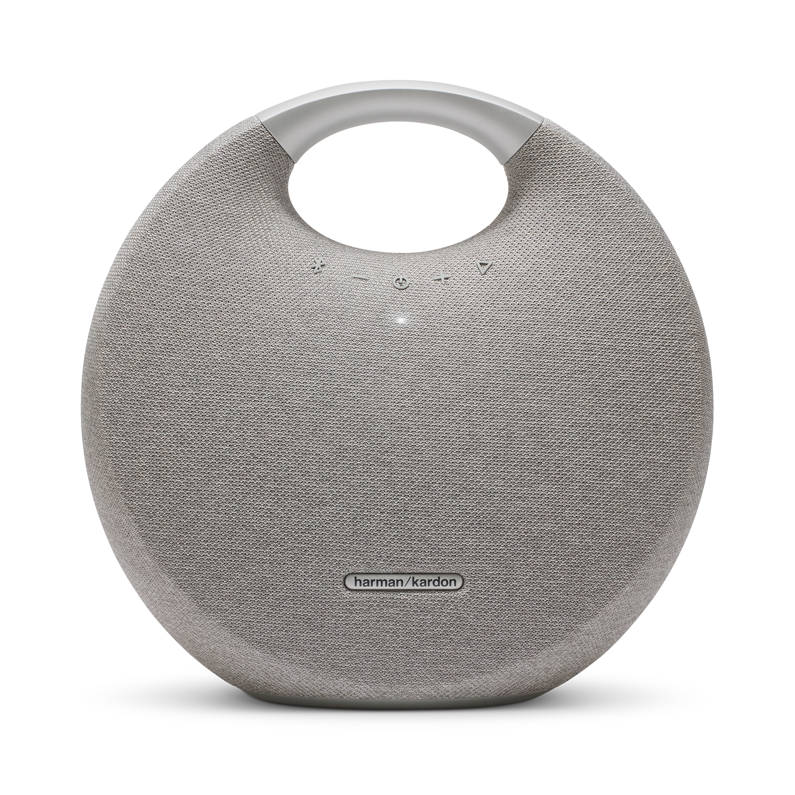 Onyx Studio 5 - Grey - Portable Bluetooth Speaker - Front