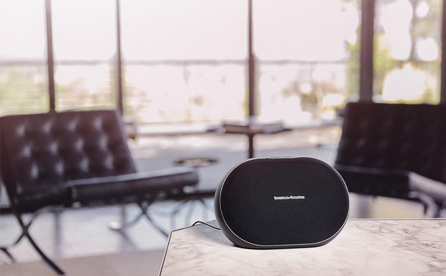 Omni 20 wireless hd stereo speaker for Quelle piece preferez vous dans votre maison