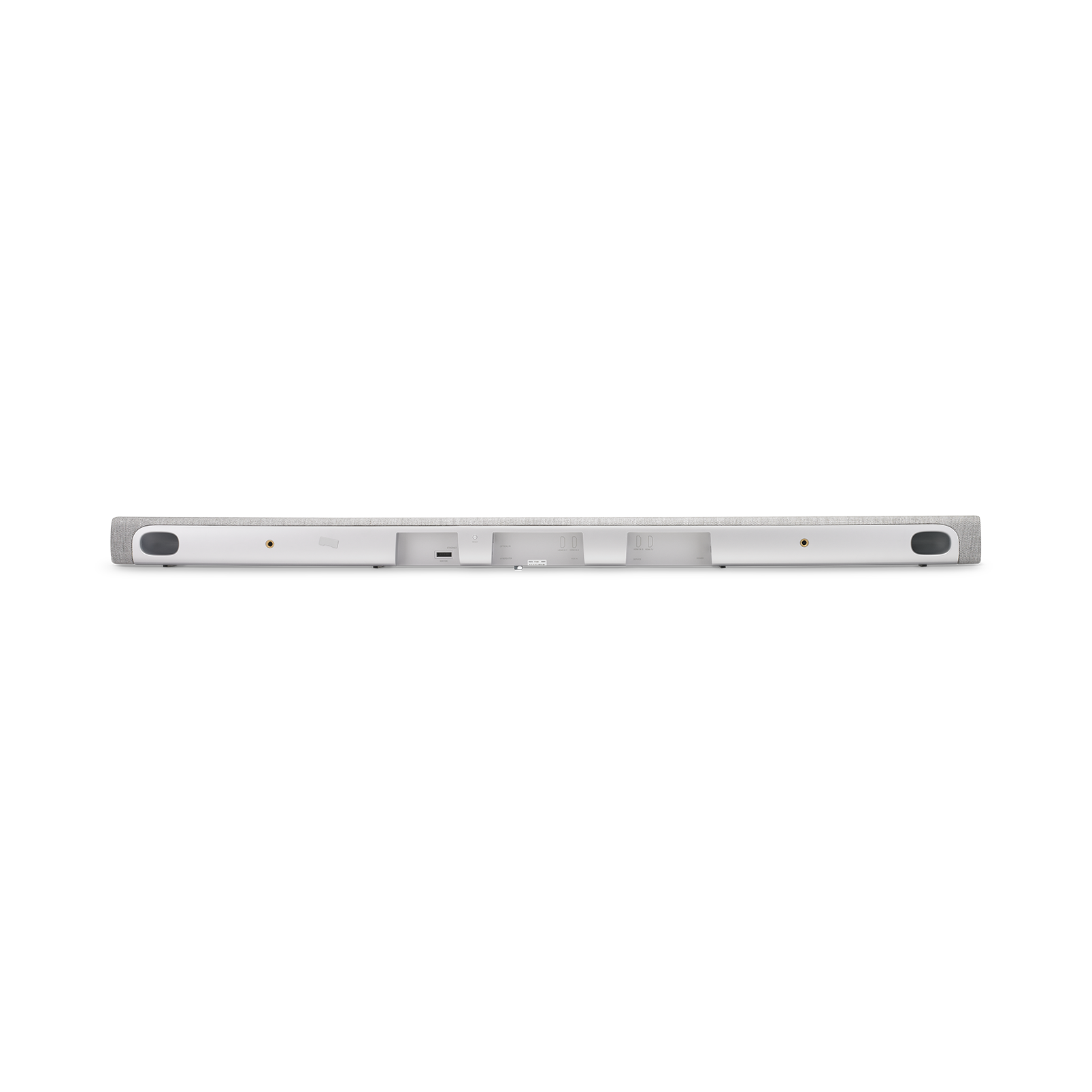 Harman Kardon Citation Bar - Grey - The smartest soundbar for movies and music - Back