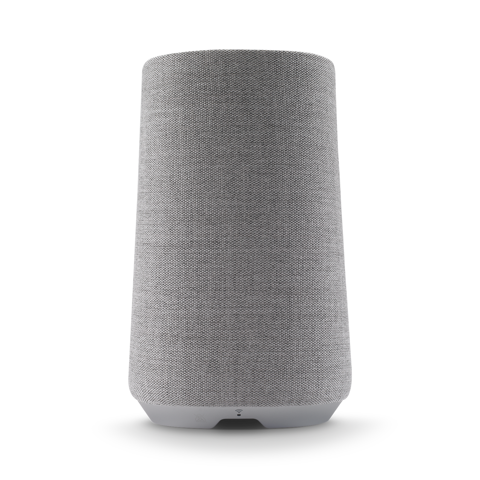 Harman Kardon Citation 100 - Grey - The smallest, smartest home speaker with impactful sound - Back