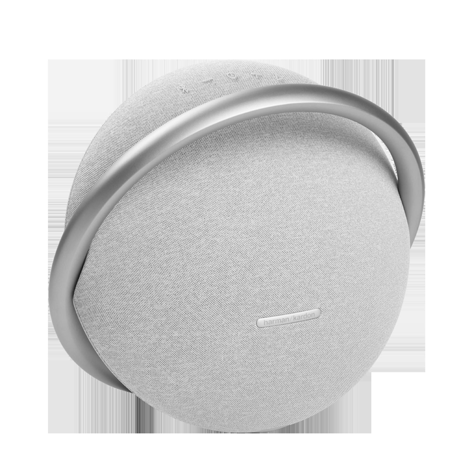Onyx Studio 7 - Grey - Portable Stereo Bluetooth Speaker - Hero